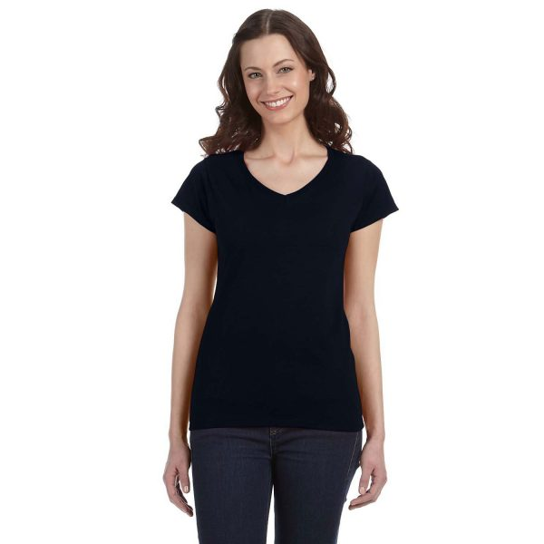 gildan_64vl_4-5_oz_ladies_v-neck_t-shirt